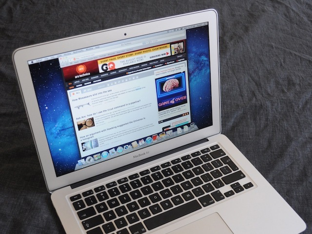 Thunder in the Air: Ars reviews the mid-2011 MacBook Air