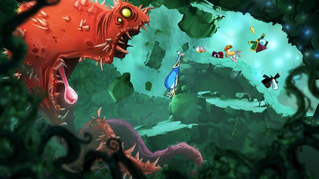 Rayman's beautiful comeback: hands-on with Rayman Origins
