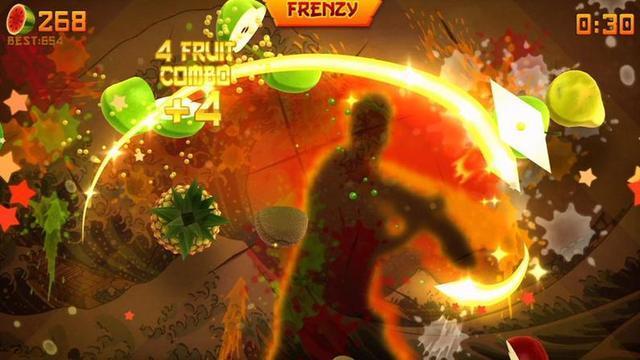 Fruit Ninja Kinect uses tech well, but thin gameplay hurts