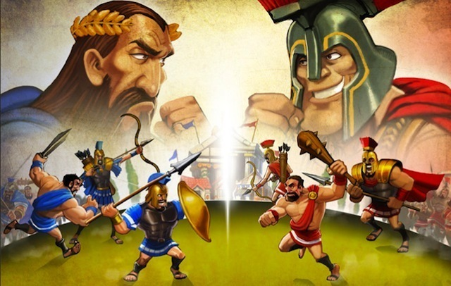 PC Age of Empires Online review: give nothing, take from them everything