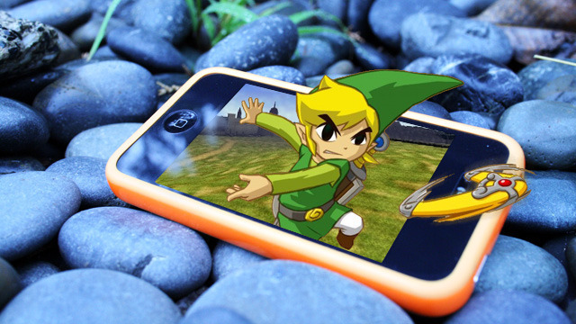 No, an official <em>Zelda</em> game for iPhone doesn't exist yet. But with the Switch selling so well, should Nintendo even bother?