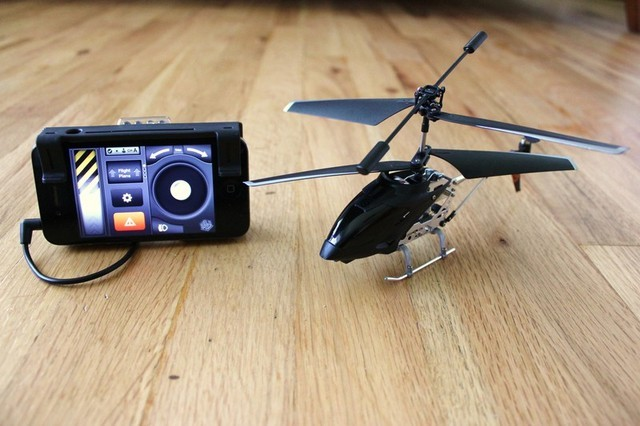 The HeloTC falls short, even for a $50 RC helicopter