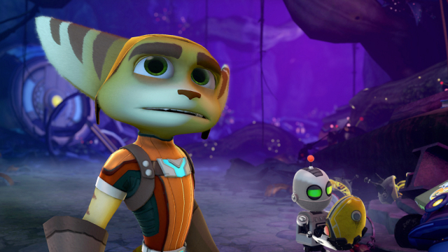Keep your friends close: hands-on with Ratchet & Clank: All 4 One