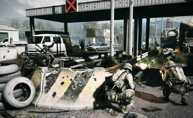 Battlefield 3 open beta begins on September 29, closed beta two days earlier