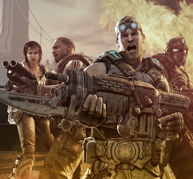 Gears of War 3 is out! Here's what you need to try today