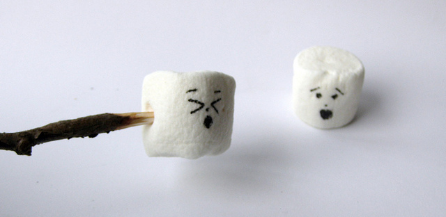 Can't resist that marshmallow? Self-control doesn't get easier with age