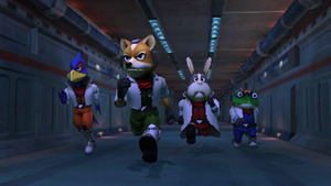StarFox 64 3D brings a classic back in fine form