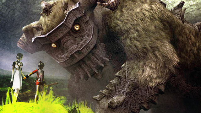 Masterpieces: Sony's PS3 re-release of Ico and Shadow of the Colossus is a must-buy