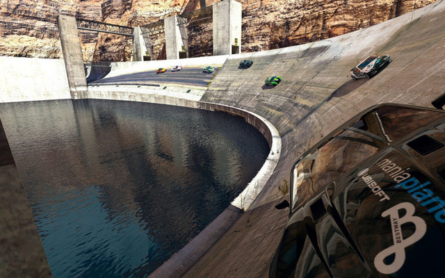 Trackmania 2 Canyon on PC is addictive, beautiful, and oddly local