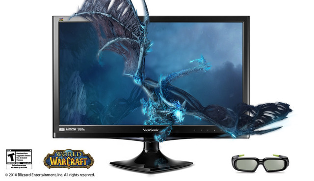 Stereoscopic 3d Gaming Computer: Review: ViewSonic Makes 3D Easy With New Console-friendly