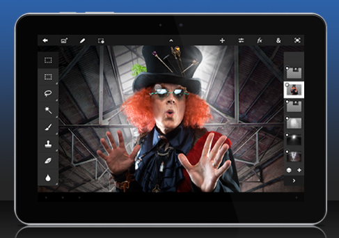 Adobe announces new tablet apps and cloud service