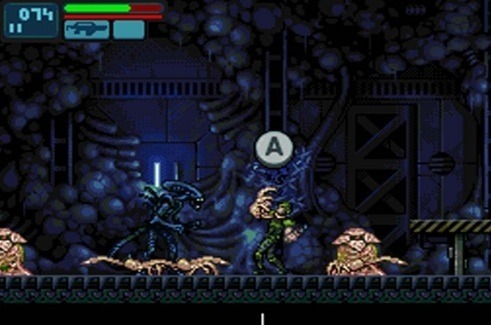 Aliens: Infestation is the Metroid-style, 2D Aliens game we've always wanted