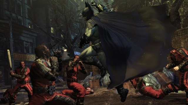 Alone and an easy target: our thoughts on the first half of Arkham City