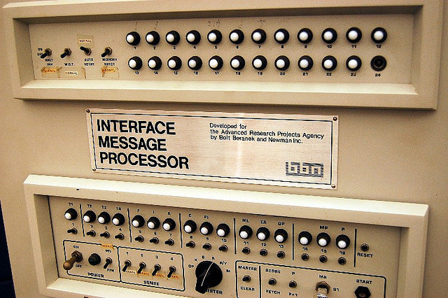ARPANET's coming out party: when the Internet first took center stage