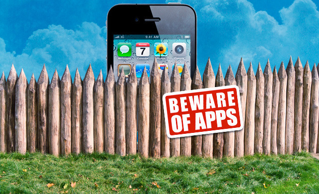 How I learned to stop worrying and love the App Store