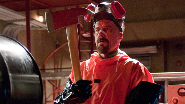 Breaking Bad remains great, but we miss geeky chemistry of early seasons