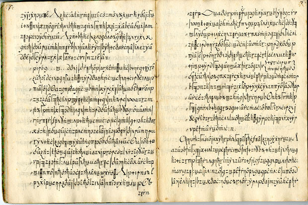 Translation algorithms used to crack centuries-old secret code