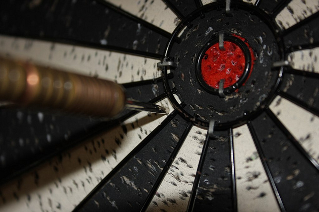 Google aims Dart at