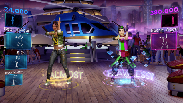 How Dance Central 2 gets its moves