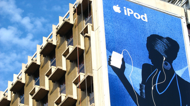 10 years of the iPod: a design retrospective