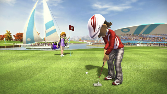 Kinect Sports Season 2 offers safe and expected fun for kids, parties