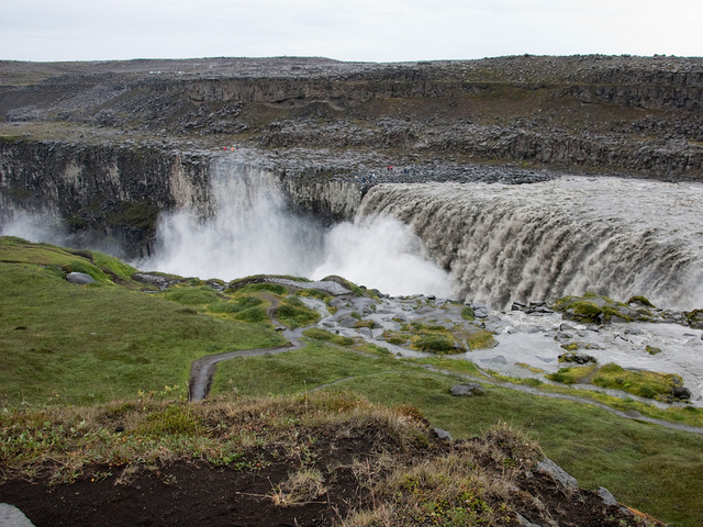 Carbon-neutral data center powered by renewable energy, cooled by Iceland's chilly climate