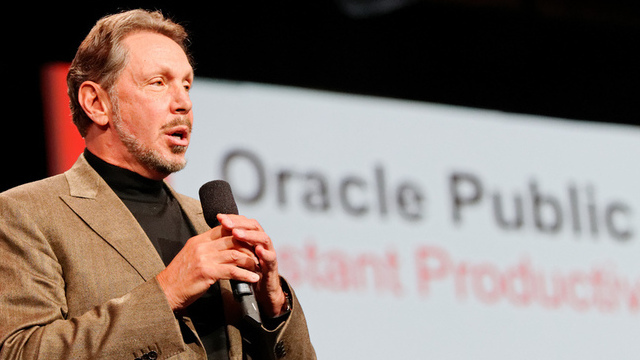 Report: 300 Oracle employees walk out over CEO's Trump fundraiser