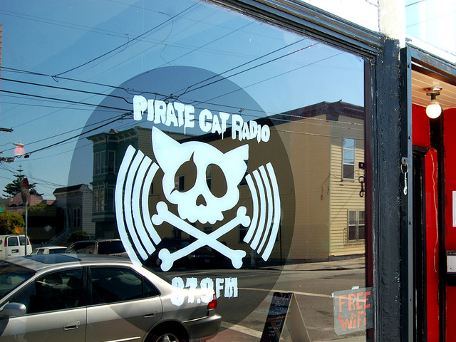 Uncle Sam slaps San Francisco radio pirate with $10k fine