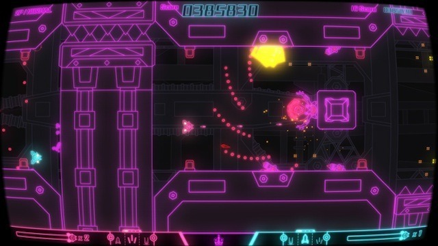 $10 Pixeljunk Sidescroller on the PS3 is a warm hug from your shooter past