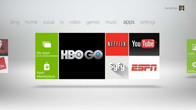 Your console is your cable box as Comcast, HBO Go, Verizon FIOS, and more come to the Xbox 360