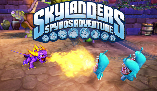 Skylanders: a toy-based RPG for kids (that adults will love)
