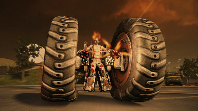 Helicopters and transformers: hands-on with revamped PS3 Twisted Metal