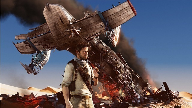 Drakes on a plane: hands-on with Uncharted 3 single player
