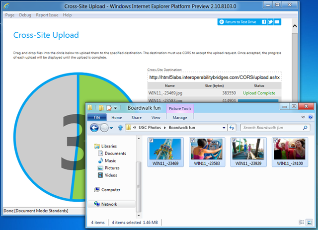Internet Explorer 10 Platform Preview 4: Windows 7 users need not apply
