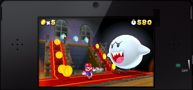 Go buy a 3DS: Super Mario 3D Land is a platforming classic