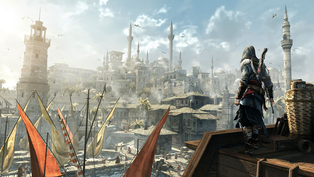Assassin's Creed Revelations review: the upside of yearly releases