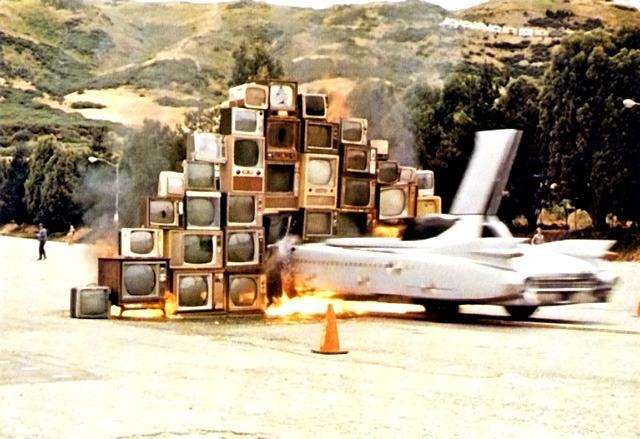 Burn, media, burn! Why we destroy comics, disco records, and TVs