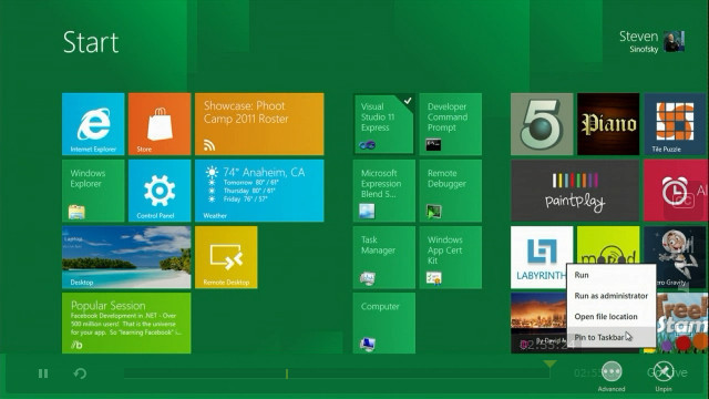 Windows 8 gets faster installation, 11-click upgrade for casual users