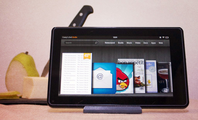 Week in tech: Amazon kindles a Fire (just don't call it a