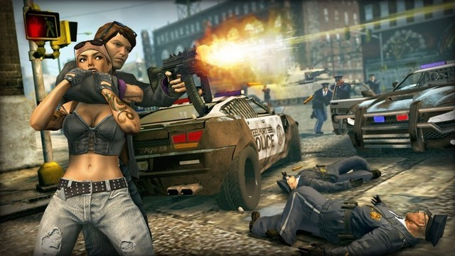 Saints Row 3 is the GTA-clone that worships at the altar of fun