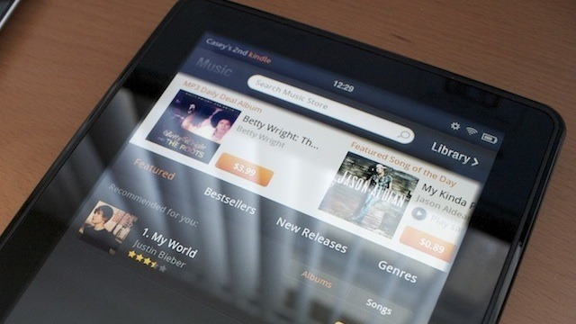 Kindle Fire first impressions