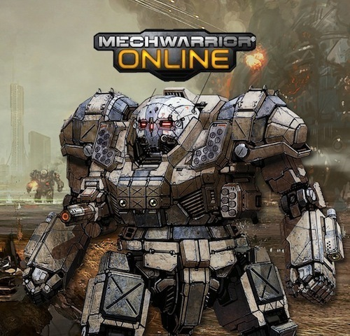 MechWarrior Online announced as free-to-play game for 2012