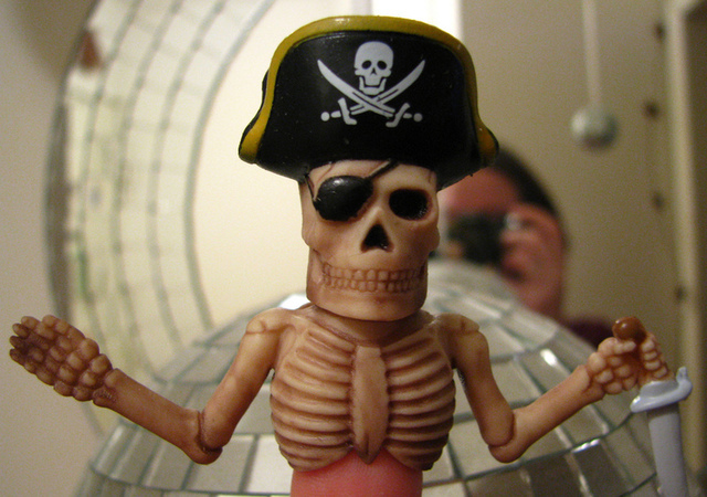 Piracy problems? US copyright industries show terrific health