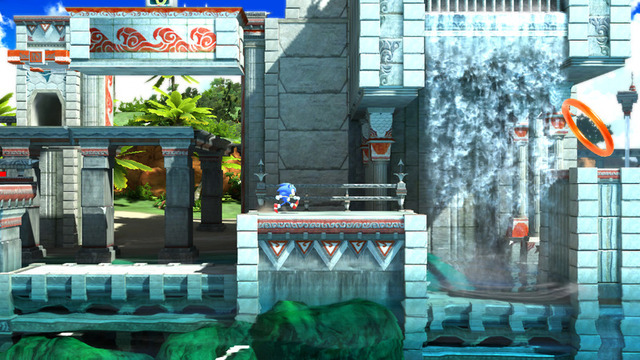 Sonic Generations finally gets it right, Sonic is fun once more