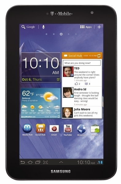 Samsung eyes Amazon, B&N with $249 (with contract) Galaxy Tab 7.0