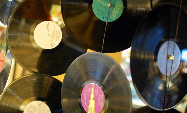 Vinyl records are still riding that big comeback wave, sales up 38% in a year