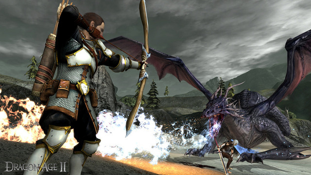 BioWare's Dragon Age II was released earlier this year to mixed reactions