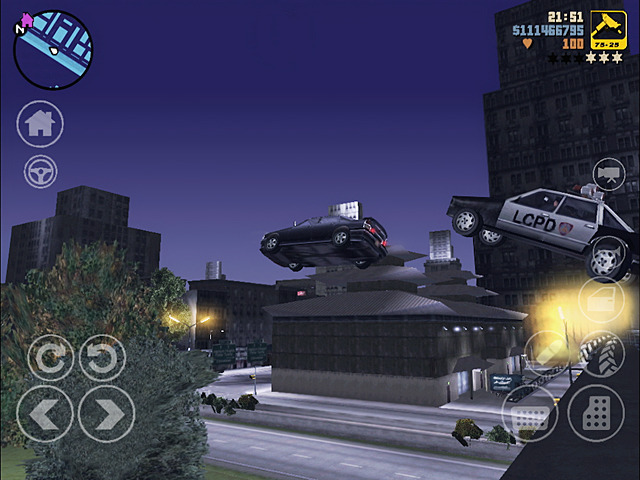 Grand Theft Auto 3 coming to Android, iOS devices, may be tough to control