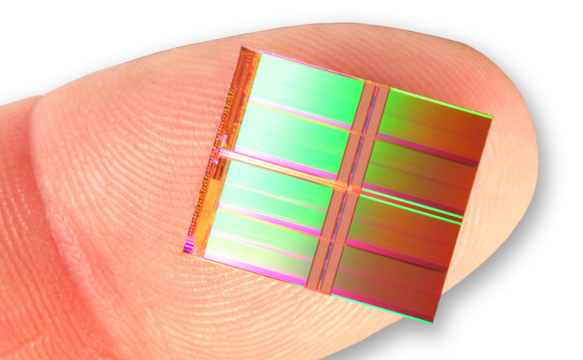 World's first 128Gb 20nm NAND flash could pack 2TB into a 2.5