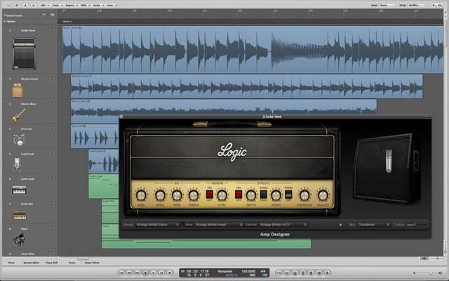 Logic Pro comes to Mac App Store, Logic Express dropped in the shuffle